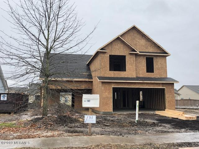 2333 Great Laurel Court, Greenville, NC 27834 (MLS #100146774) :: The Pistol Tingen Team- Berkshire Hathaway HomeServices Prime Properties