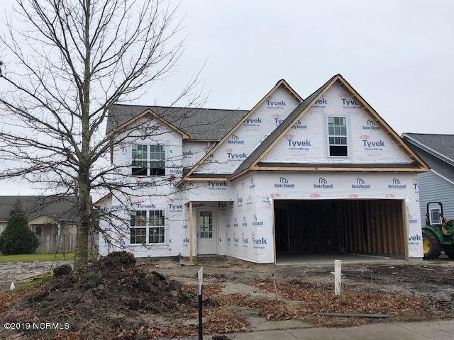 2329 Great Laurel Court, Greenville, NC 27834 (MLS #100146775) :: The Pistol Tingen Team- Berkshire Hathaway HomeServices Prime Properties