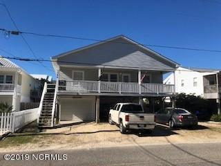 1309 Carolina Beach Avenue N, Carolina Beach, NC 28428 (MLS #100146855) :: Chesson Real Estate Group