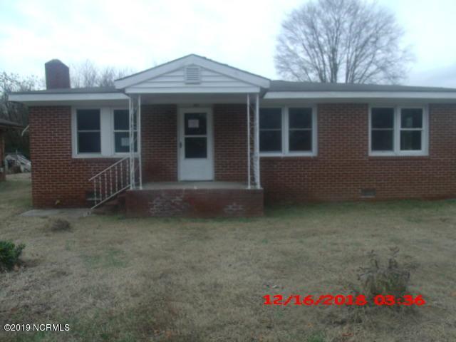 100 Buffaloe Lane, Garysburg, NC 27831 (MLS #100147091) :: The Pistol Tingen Team- Berkshire Hathaway HomeServices Prime Properties