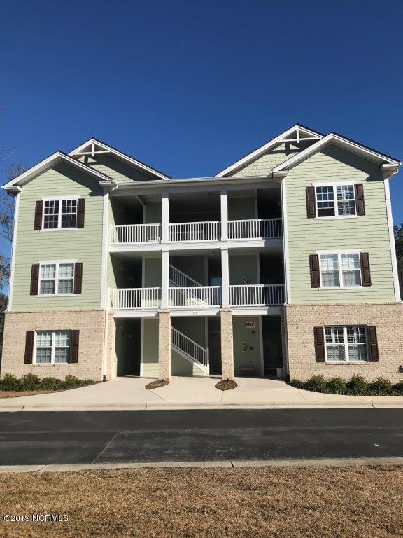 170 Clubhouse Road #105, Sunset Beach, NC 28468 (MLS #100147323) :: Coldwell Banker Sea Coast Advantage