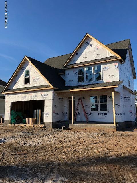 311 Seafarer Street, Newport, NC 28570 (MLS #100147558) :: Berkshire Hathaway HomeServices Prime Properties