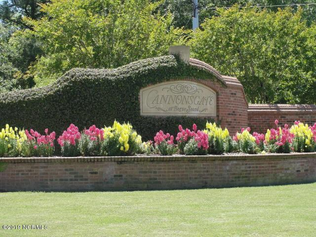 310 Cannonsgate Drive, Newport, NC 28570 (MLS #100147594) :: Berkshire Hathaway HomeServices Prime Properties