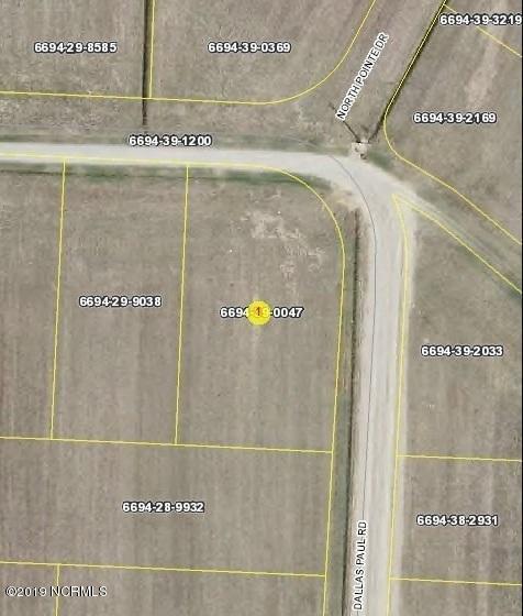 0 Dallas Paul Road, Belhaven, NC 27810 (MLS #100147665) :: Donna & Team New Bern