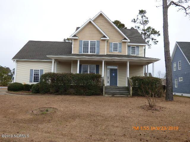 129 Marsh Harbour Drive, Newport, NC 28570 (MLS #100148203) :: Berkshire Hathaway HomeServices Prime Properties