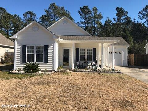 128 Tylers Cove Way, Winnabow, NC 28479 (MLS #100148732) :: Coldwell Banker Sea Coast Advantage