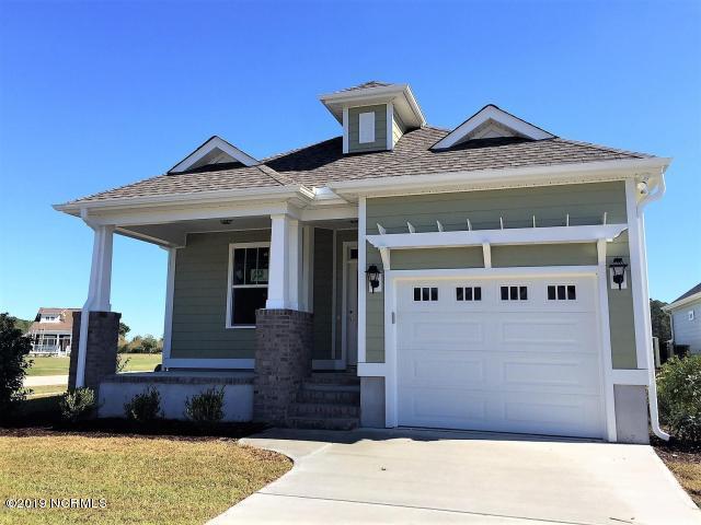 103 Harper Street, Beaufort, NC 28516 (MLS #100149127) :: Century 21 Sweyer & Associates