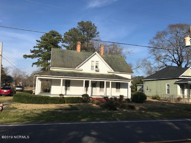 512 W Main Street, Rowland, NC 28383 (MLS #100150304) :: Courtney Carter Homes