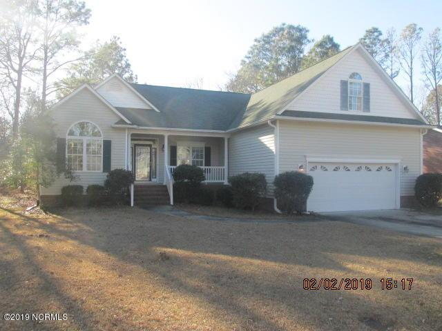 6302 Cardinal Drive, New Bern, NC 28560 (MLS #100150364) :: Berkshire Hathaway HomeServices Prime Properties