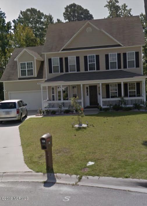128 Whiteleaf Drive, Jacksonville, NC 28546 (MLS #100150425) :: Coldwell Banker Sea Coast Advantage