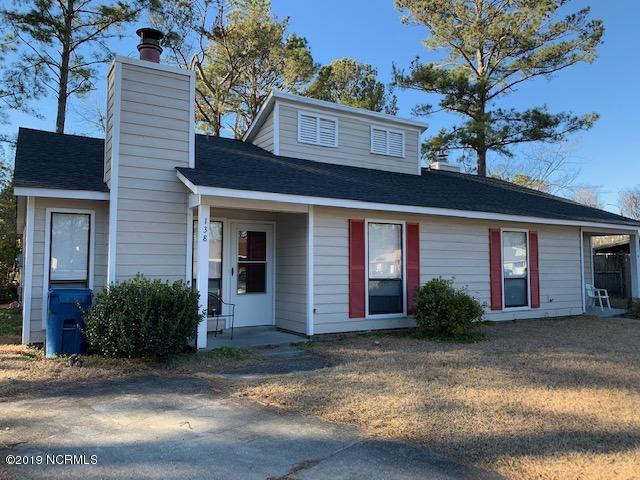 138 Village Court, Jacksonville, NC 28546 (MLS #100150605) :: RE/MAX Essential
