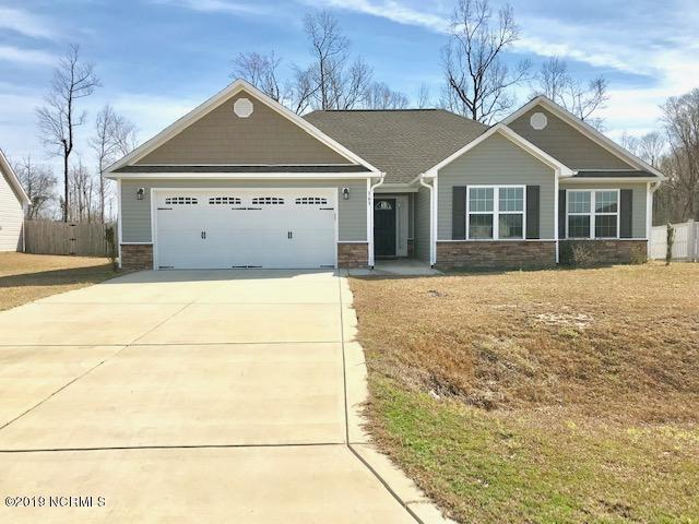 163 Prelude Drive, Richlands, NC 28574 (MLS #100150696) :: The Keith Beatty Team