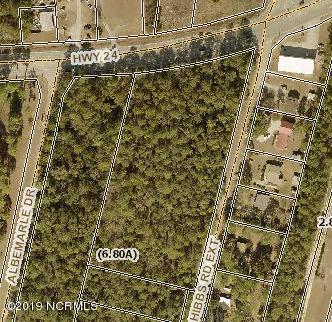 Lot #6 Hibbs Road Ext, Newport, NC 28570 (MLS #100151099) :: RE/MAX Elite Realty Group