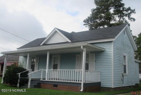 202 E Commercial Avenue, Stantonsburg, NC 27883 (MLS #100151131) :: RE/MAX Essential