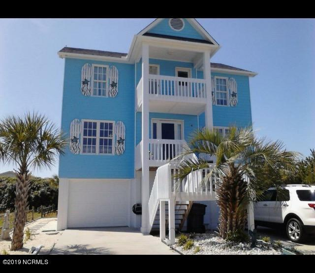 197 Brunswick Avenue W, Holden Beach, NC 28462 (MLS #100151518) :: Coldwell Banker Sea Coast Advantage