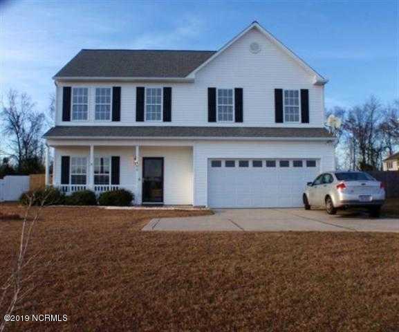 406 Rhodestown Road, Jacksonville, NC 28540 (MLS #100151713) :: Coldwell Banker Sea Coast Advantage