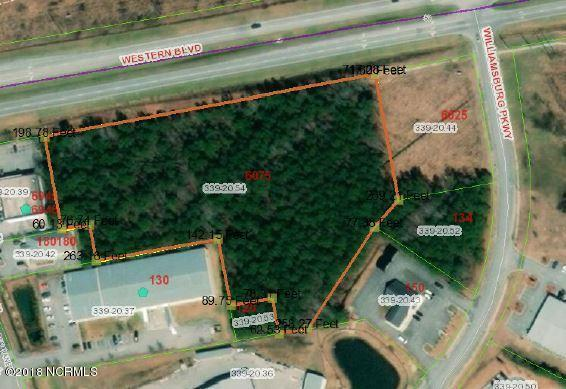 000 Western Boulevard Extension, Jacksonville, NC 28546 (MLS #100151717) :: RE/MAX Essential