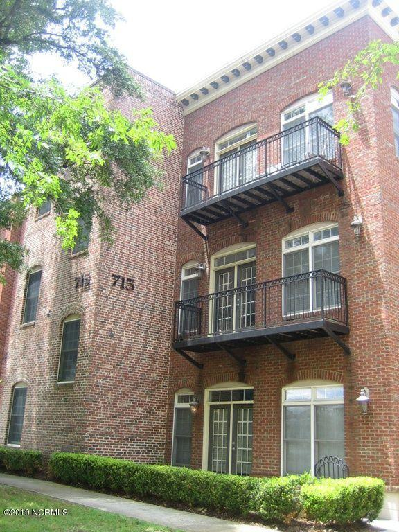 715 N 4th Street 15-105, Wilmington, NC 28401 (MLS #100152272) :: RE/MAX Essential