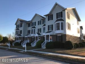 407 Freemason Street D, Oriental, NC 28571 (MLS #100152465) :: The Oceanaire Realty