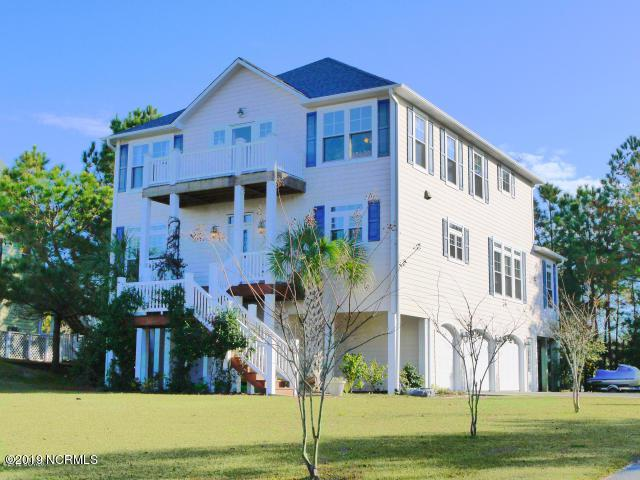 304 Lord Berkley Drive, Emerald Isle, NC 28594 (MLS #100152998) :: Courtney Carter Homes