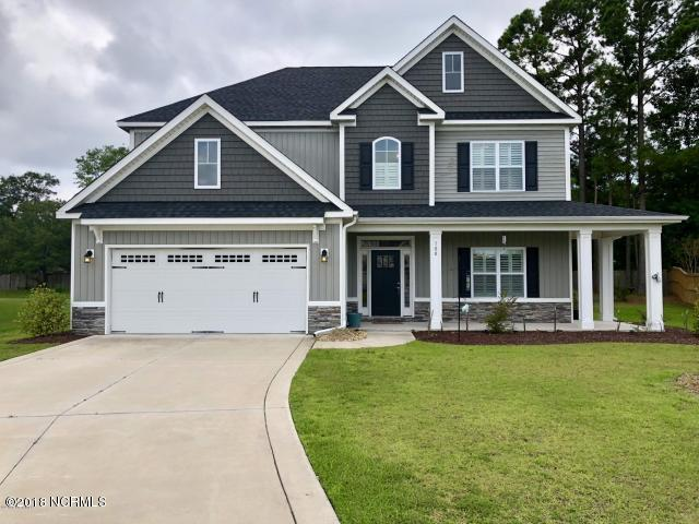100 S Lamplighters Walk, Hampstead, NC 28443 (MLS #100153324) :: Courtney Carter Homes