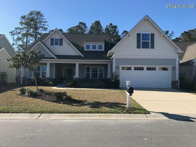 719 Pasturage Place, Calabash, NC 28467 (MLS #100153412) :: Courtney Carter Homes