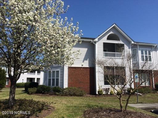 4105 Breezewood Drive #201, Wilmington, NC 28412 (MLS #100154551) :: The Oceanaire Realty