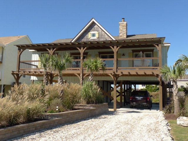 2333 New River Inlet Road, North Topsail Beach, NC 28460 (MLS #100154625) :: Coldwell Banker Sea Coast Advantage