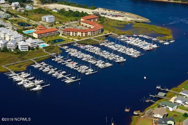 48 Harbour Point Yacht Club, Carolina Beach, NC 28428 (MLS #100154683) :: The Keith Beatty Team