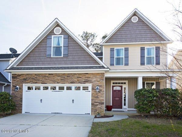 406 Lady Bug Lane, Wilmington, NC 28411 (MLS #100155143) :: The Chris Luther Team