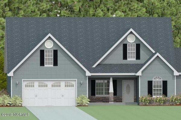 141 Oyster Landing Drive, Sneads Ferry, NC 28460 (MLS #100155482) :: The Keith Beatty Team