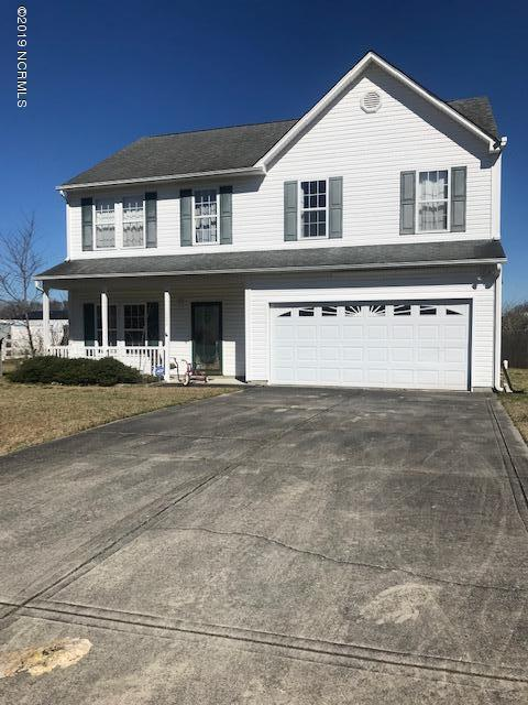 102 Marvin Glen Court, Richlands, NC 28574 (MLS #100155786) :: Courtney Carter Homes