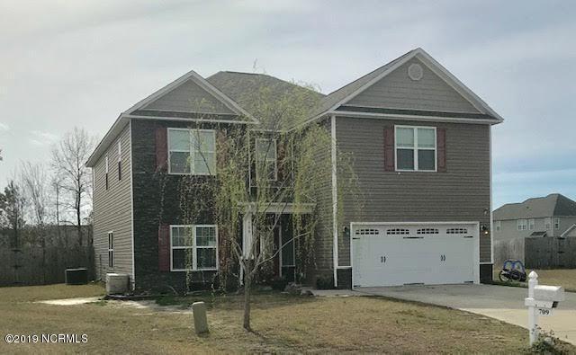 709 Appling Court, Jacksonville, NC 28546 (MLS #100155810) :: RE/MAX Essential