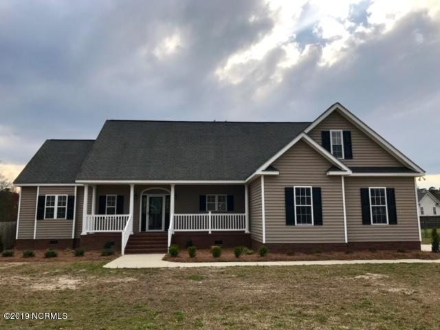 103 Maddux Drive, Pikeville, NC 27863 (MLS #100155811) :: The Keith Beatty Team