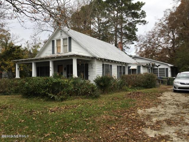 204 E 11th Street, Washington, NC 27889 (MLS #100155842) :: Chesson Real Estate Group