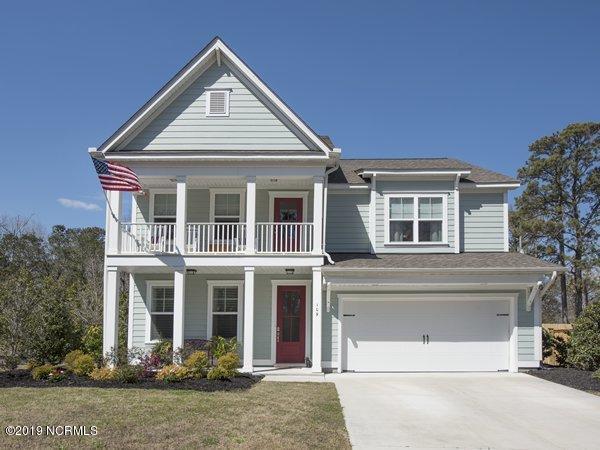 109 Overlook Drive, Wilmington, NC 28411 (MLS #100155892) :: The Keith Beatty Team
