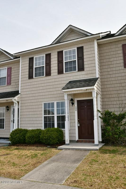 306 Streamwood Drive, Jacksonville, NC 28546 (MLS #100155914) :: The Oceanaire Realty