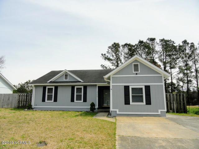2905 Norbrick Street, Midway Park, NC 28544 (MLS #100156043) :: RE/MAX Elite Realty Group