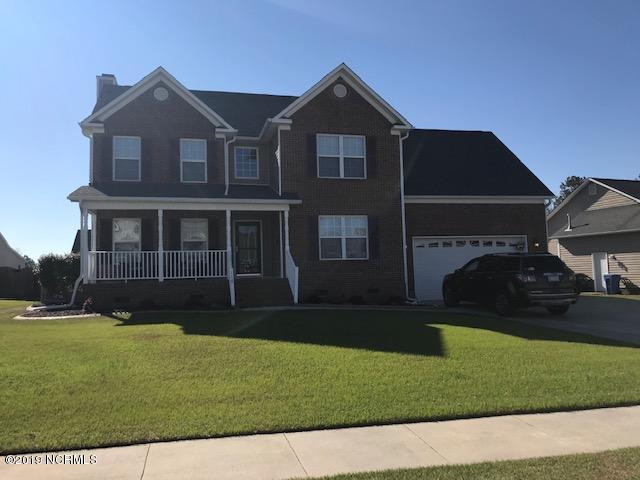 110 Glenburney Drive, Jacksonville, NC 28540 (MLS #100156281) :: RE/MAX Elite Realty Group