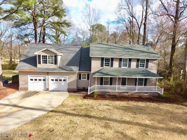 104 Harell Street, Greenville, NC 27858 (MLS #100156511) :: David Cummings Real Estate Team