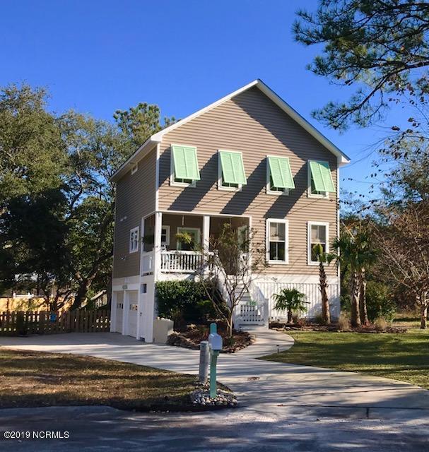 105 Bridge Court E, Carolina Beach, NC 28428 (MLS #100156868) :: Century 21 Sweyer & Associates