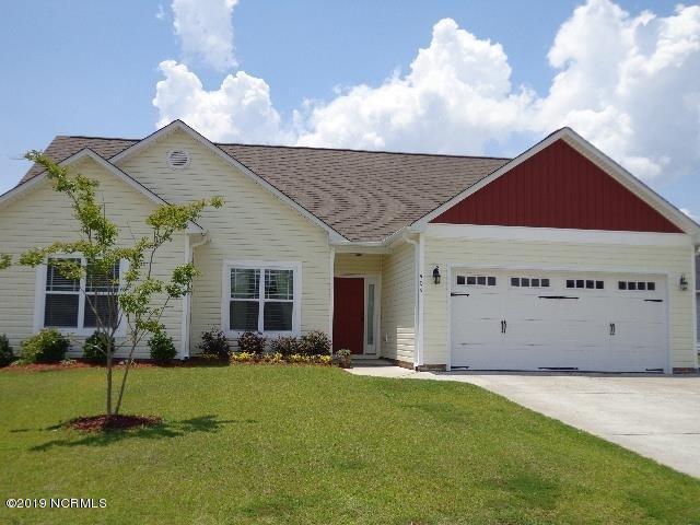 404 Wynbrookee Lane, Jacksonville, NC 28546 (MLS #100159472) :: The Bob Williams Team