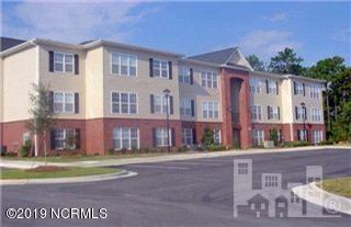 2801 Bloomfield Lane #106, Wilmington, NC 28412 (MLS #100160399) :: The Oceanaire Realty