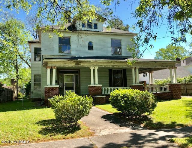 805 St Andrew Street, Tarboro, NC 27886 (MLS #100160408) :: The Oceanaire Realty