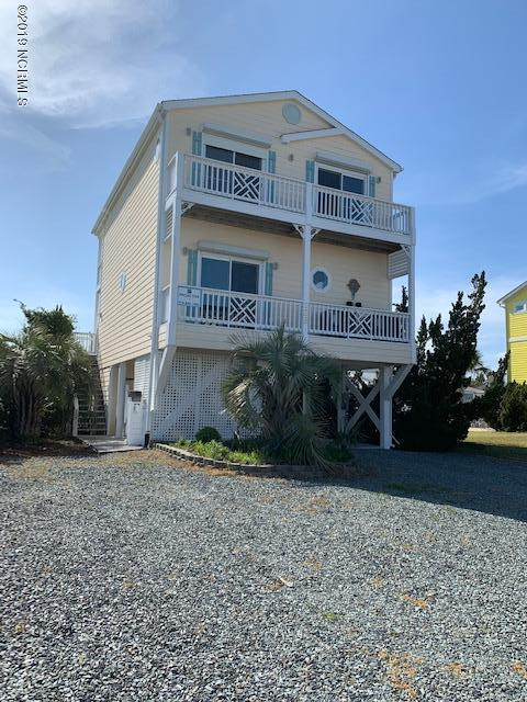 123 Dolphin Street, Holden Beach, NC 28462 (MLS #100160419) :: RE/MAX Essential