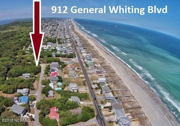 912 General Whiting Boulevard, Kure Beach, NC 28449 (MLS #100160467) :: RE/MAX Essential
