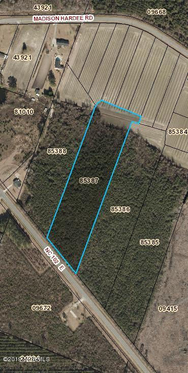 Lot 14 Nc Hwy 102 E, Ayden, NC 28513 (MLS #100160589) :: Berkshire Hathaway HomeServices Prime Properties