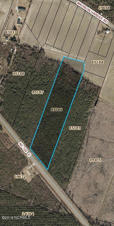 Lot 13 Nc Hwy 102 E, Ayden, NC 28513 (MLS #100160590) :: Berkshire Hathaway HomeServices Prime Properties