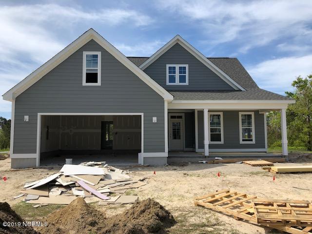 712 Lanyard Drive, Newport, NC 28570 (MLS #100161148) :: Donna & Team New Bern