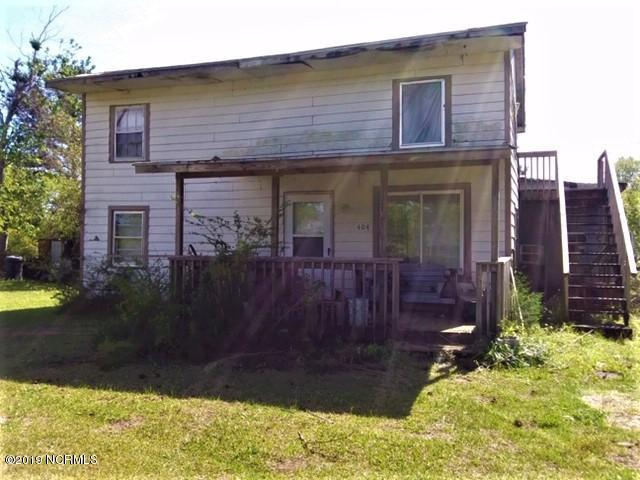 404 Camp Davis Road, Holly Ridge, NC 28445 (MLS #100161173) :: Courtney Carter Homes